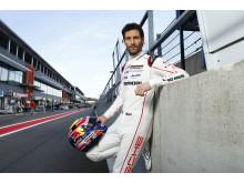 Le Mans 2016, Porsche Team, Mark Webber