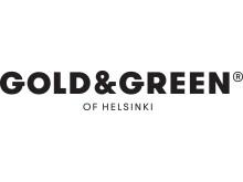 Gold&Green logotype