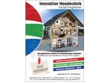 Innovation Haustechnik - Konzept Energiefreiheit