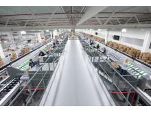 E-handel øger kravene til logistik med en stigning i antal af pluk, hurtigere levering og flere returordrer. Fremtidens lagre skal være ekstremt fleksible for at kunne opfylde disse krav