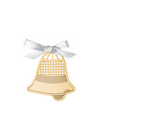 R_Silver_Collection_Christmas_Gold_Glocke_8_cm