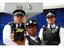 Officers demonstrate body worn video