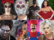 De seks kuleste trendene til halloween 2016!