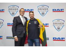 DAF Driver Challenge 2019