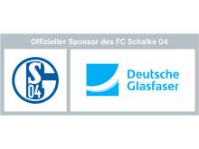 Deutsche Glasfaser offizieller Sponsor des Schalke 04