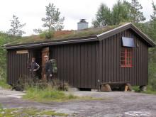 Storskogvasshytta - åpen bu