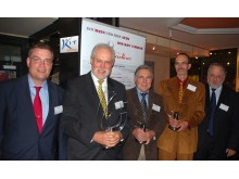 Träger NiBB-Innovationspreis 2013 für Bildung, Wirtschaft und soziale Innovation