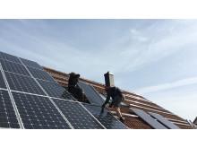 Solceller från Skånska Energi