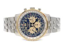 Klockor 4/1, Nr: 50, BREITLING, Cosmonaute, Cal 12 (Lemania)