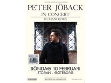 Peter Jöback Storan i Göteborg