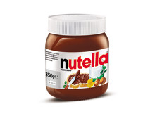 3D Nutella JAR_350gr