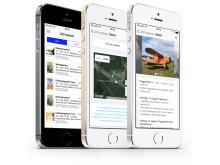 Unipush Regio App mit intergrierter Navigation