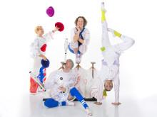 Artisterna i Cirkushoppet