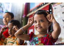 UNICEF förnyar samarbetet med H&M Foundation