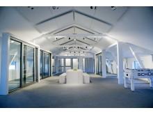 Schüco utställning Göteborg, Premium Partner Alufront