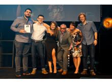 Virgin Trains receives Best Brand Activation Award