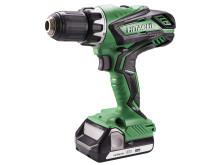 Hitachi drill / borskrutrekker 18V DS18DJL