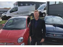 Michael Skou, grundlægger og indehaver af Car Special i Ishøj