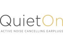 QuietOn-logotext