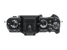 FUJIFILM X-T30 black top