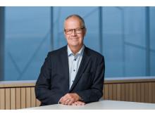 Göran Persson, chef för Siemens Smart Infrastructure i Sverige