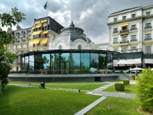Beau-Rivage Palace, Lausanne-Ouchy