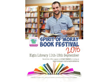 Spirit of Moray Book Festival