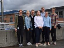 Summer internship gruppebilde