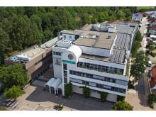 Hansgrohe hovedkontor i Schiltach