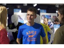 ASICS Ambassadör Jonas Buud gästar ASICS Academy i ASICS Flaghip Store Stockholm
