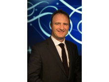 James Harding, BBC News. Hedersgäst på Stora Journalistprisets gala 2014.