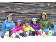 Norge er de danske skiløberes foretrukne skiland