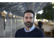 Tammo Oveissi, projektledare trafikomläggning