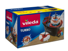 Vileda Turbo poljinsanko-moppisetti