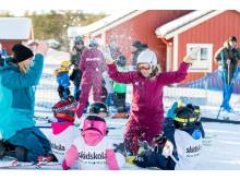 Skiskole i Orsa Grönklitt