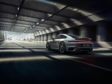 Nya Porsche 911 Turbo S