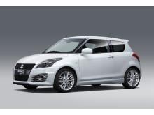Suzuki Swift Sport har premiere januar 2011