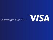 Bild: Visa Europe Jahresergebnisse 2015