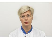 Anna Inglund Restrup, avdelningschef Íntensivvårdsavdelningen för nyfödda (95F), Akademiska barnsjukhuset