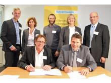 Auftakt Energieeffizienznetzwerk Oberbayern