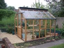 Gabriel Ash Classic greenhouse 6