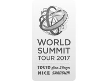 World Summit Tour logo_all cities_gray