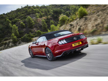 Ford Mustang 2,3 liter EcoBoost 2019
