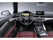 Interiör Audi A5 Cabriolet