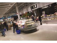 Ny City Gross ett led i matkrig i Uppsala