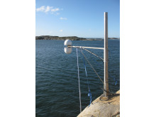 The GNSS tide gauge at Onsala Space Observatory 2