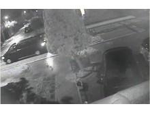 CCTV2 still of black van - Glushkov murder
