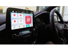 Ford SYNC 3 mit what3words