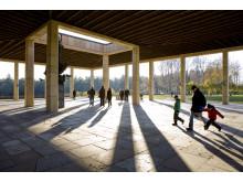 Världsarvet Skogskyrkogården: Monumenthallen