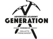 Logotyp Adventure Academy generation